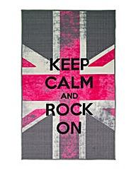Rock On Design Kids Rug