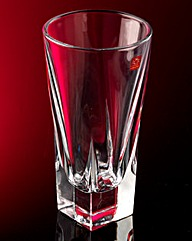 RCR Crystal Fusion Vase 10in
