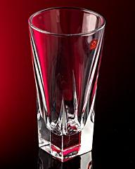 RCR Crystal Fusion Vase 12in