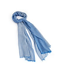 Petal Dolls Cool Stripes Scarf