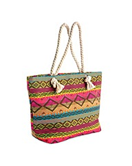Petal Dolls Aztec Bag