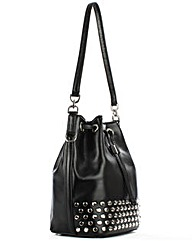 Michael Kors DTI STD BKT Black Bag