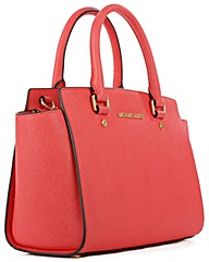 Michael Kors SLM MD TZ STHL Bag
