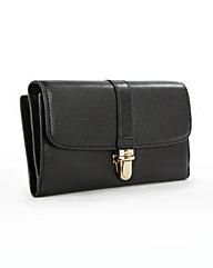 Michael Kors Crltn Black Wallet