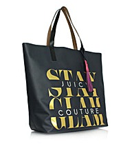 Juicy  Carry Me Tote Navy