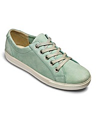 Hotter New Biscay Lace Up Shoes E Fit