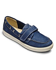 Hotter New Caspian Boat Shoes E Fit