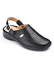 Cushion Walk Breathable Clog EEEEE