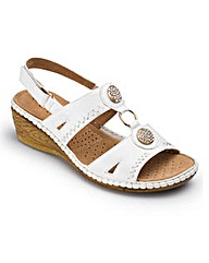 Occasions by Cushion Walk Sandals EEE