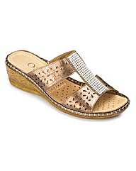 Occasions by Cushion Walk Mules EEEEE