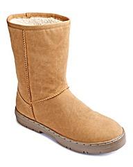 Gumtree Warmlined Boots EEE Fit