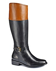 Van Dal High Leg Boots EEE Fit Curvy