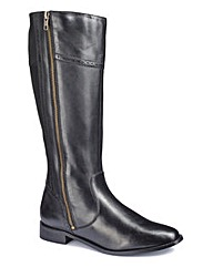 Legroom High Leg Boots E Fit Curvy