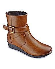 Dr Keller Ankle Boots EEE Fit