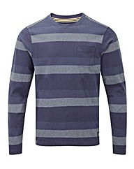 Tog24 Brindisi Stripe Mens T-Shirt