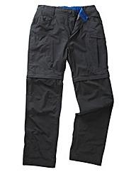 Tog24 Reno Mens Tcz Zip Offs Short Leg