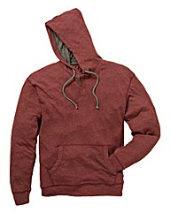 Jacamo Slub Hooded Top Regular