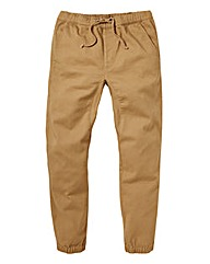Label J Stretch Cuffed Chino 31In Leg