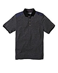 Jacamo Shoulder Panel Polo Long
