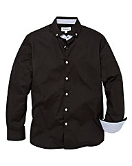 Jacamo Button Down Collar Shirt Regular