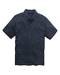 Jacamo Flecked Polo Long