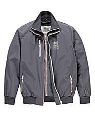 Crosshatch Tasteful Nylon Jacket