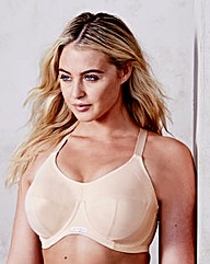 Elomi Energise Nude Wired Sports Bra