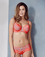 Pour Moi Amour Coral Balcony Bra