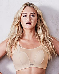 Panache Non Wired Latte Sports Bra