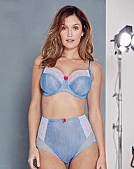 Sculptresse Misty Full Cup Denim Bra