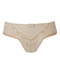 Tutti Rouge Jessica Ivory/Nude Briefs