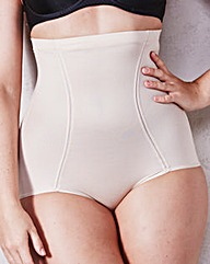 Maidenform Power Slimmers Latte Briefs