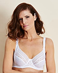 Miss Mary Stylish Lace Non Wired Bra