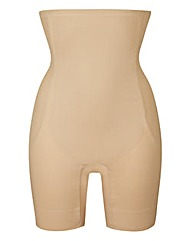 Miraclesuit Nude Hi Waist Thigh Slimmer