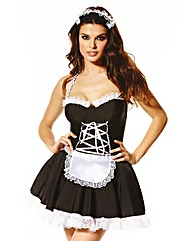 Ann Summers Maid To Pleasure Outfit