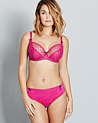 Curvy Kate Dreamcatcher Magenta Bra