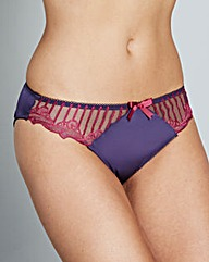 Charnos Sienna Purple Briefs