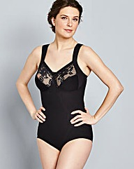 Miss Mary Non Wired Black Bodyshaper