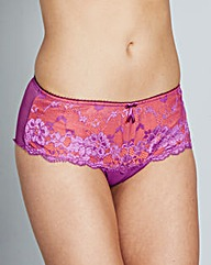 Pour Moi Amour Purple/Orange Shorts