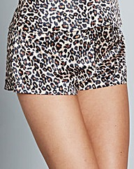 Gossard Animal Print Shorts