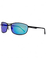FCUK Oval Metal Sunglasses