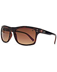 Fenchurch Stud Detail Plastic Sunglasses