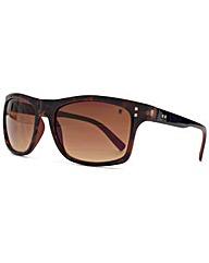 Fenchurch Stud Detail Plastic Sunglasses