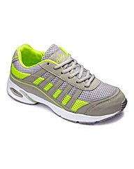 BodyStar Air Bubble Trainers EEE Fit