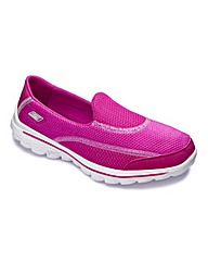Skechers Go Walk 2 Pumps