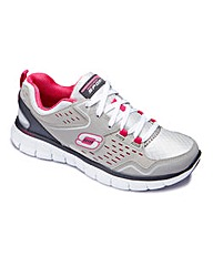 Skechers Synergie Trainers Wide Fit