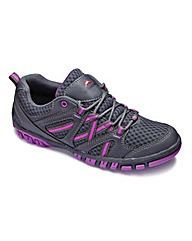 Ladies Snowdonia Walking Shoes EEE Fit