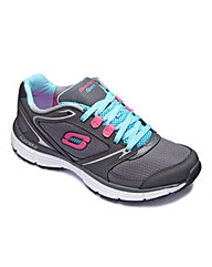Skechers Agility Trainers Standard Fit