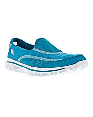 Skechers Go Walk 2 Pumps Standard Fit