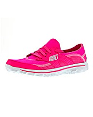 Skechers Go Walk 2 Stance Pumps E Fit